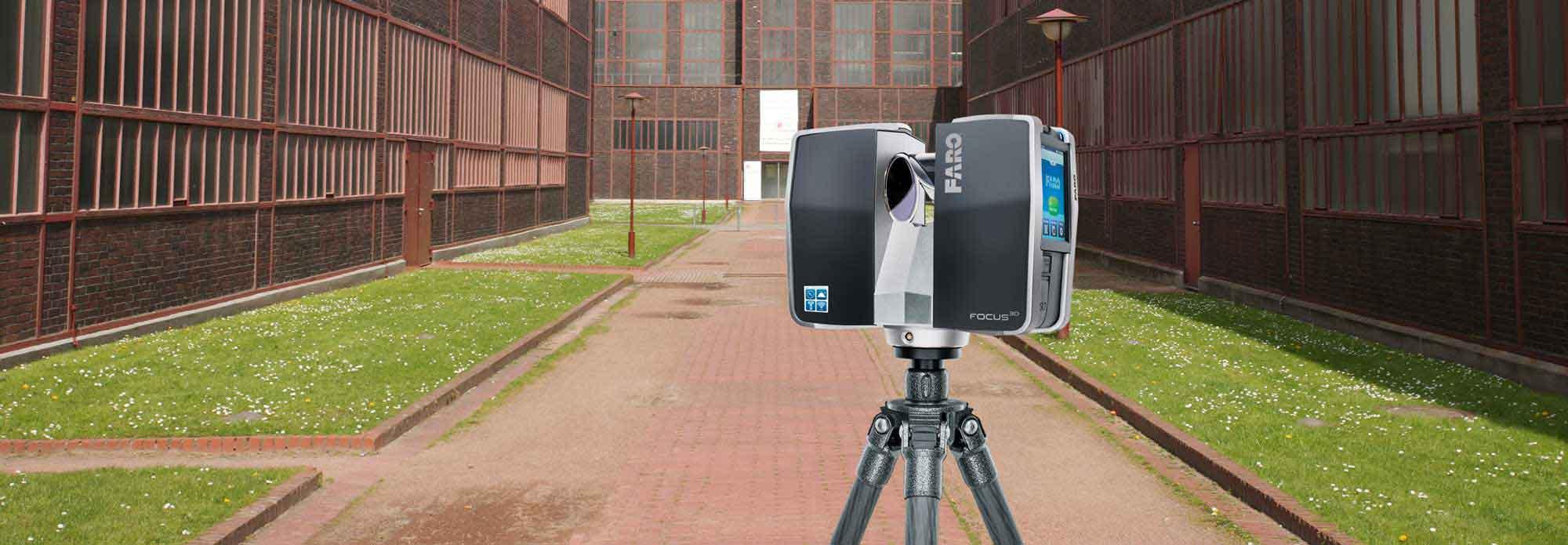 De voordelen van 3D laserscannen